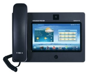 GXV3175 desktop SIP Video PBX Phone