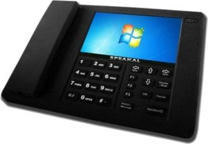 Speakal Unveils Converged Unified Communications ComputerPhone Device