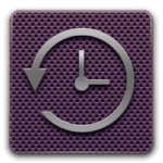 backup storage scheduling icon